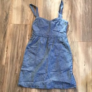 Levi's chambray summer dress